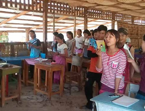 Community Catalyst: Nay Zar, Thai-Myanmar Border