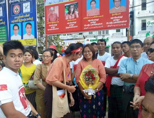 2015 Myanmar Elections: A Vote for Change
