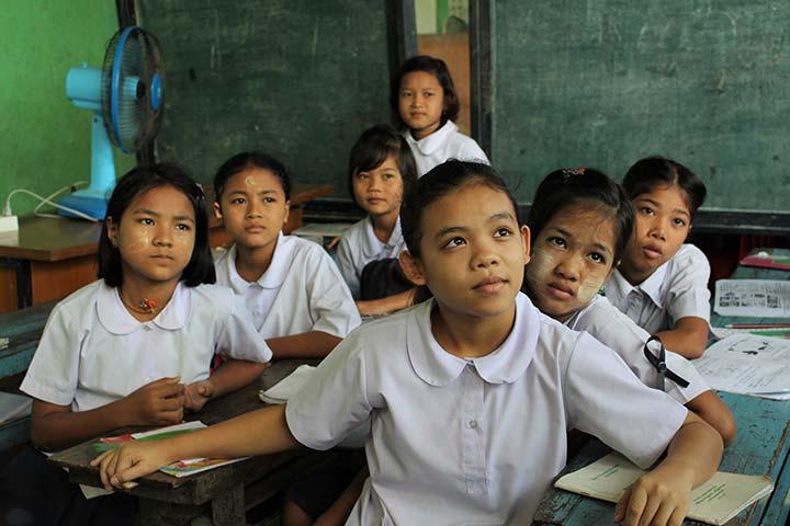 REWC Students