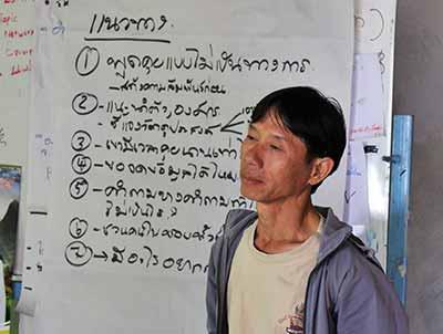 Group for Children director Adun Duangdeetaweeratana