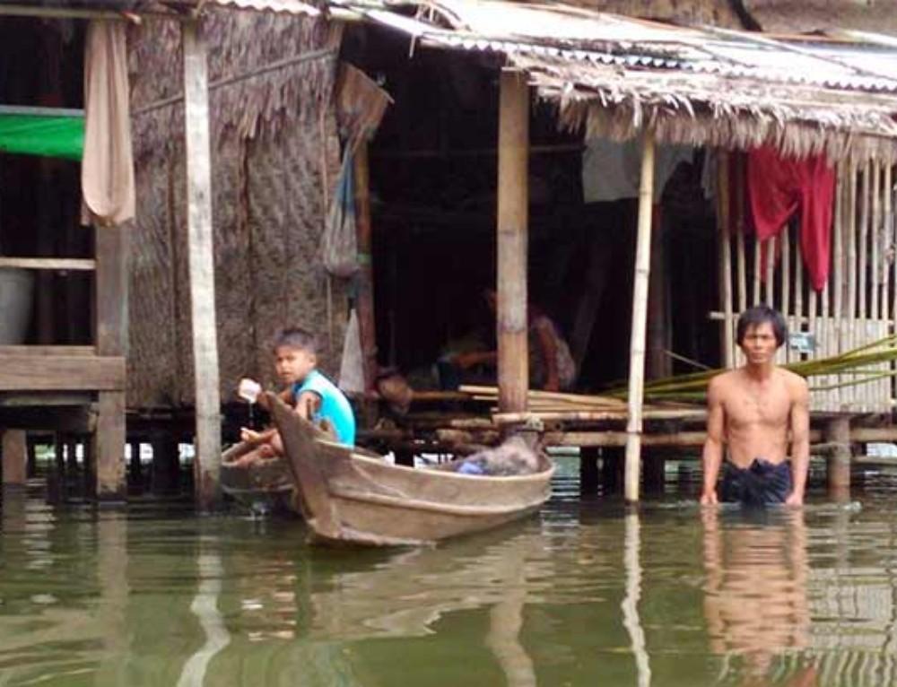 2015 Myanmar Flood Updates