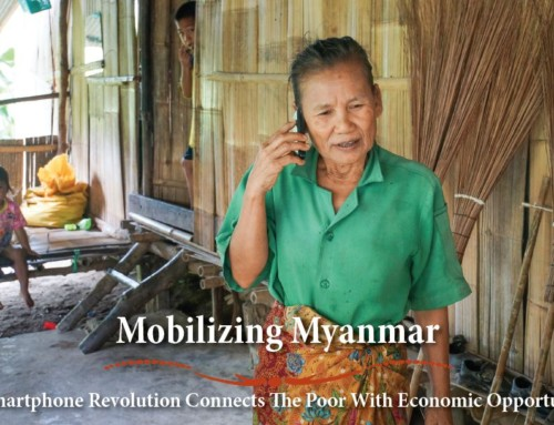 A Smartphone Revolution Connects the Poor with Economic Opportunity
